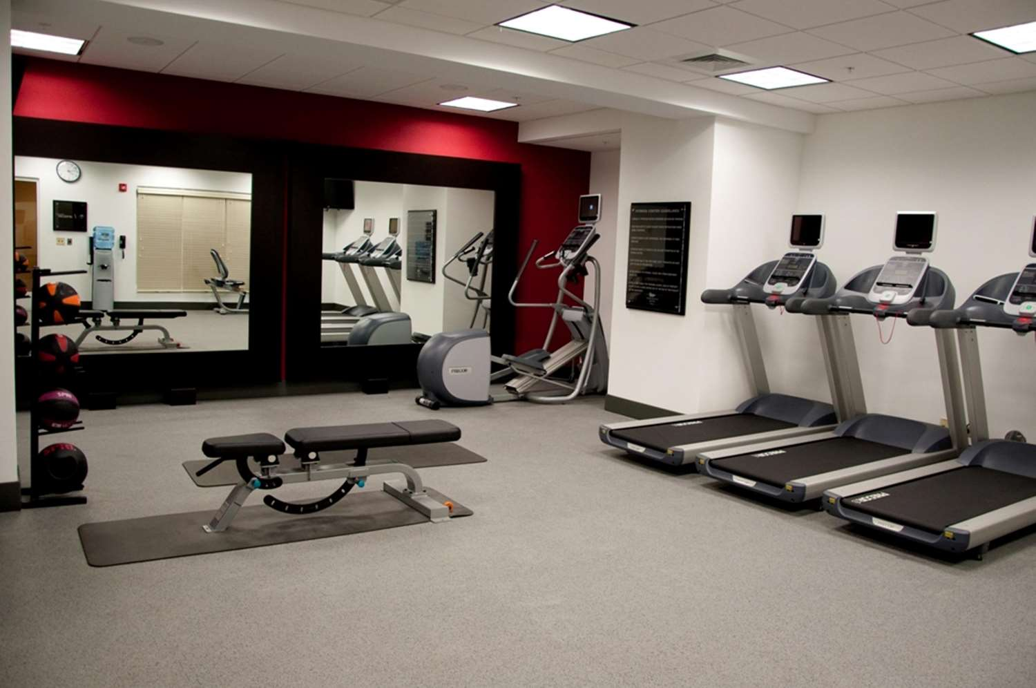 Fitness/ Exercise Room - Homewood Suites by Hilton Doylestown