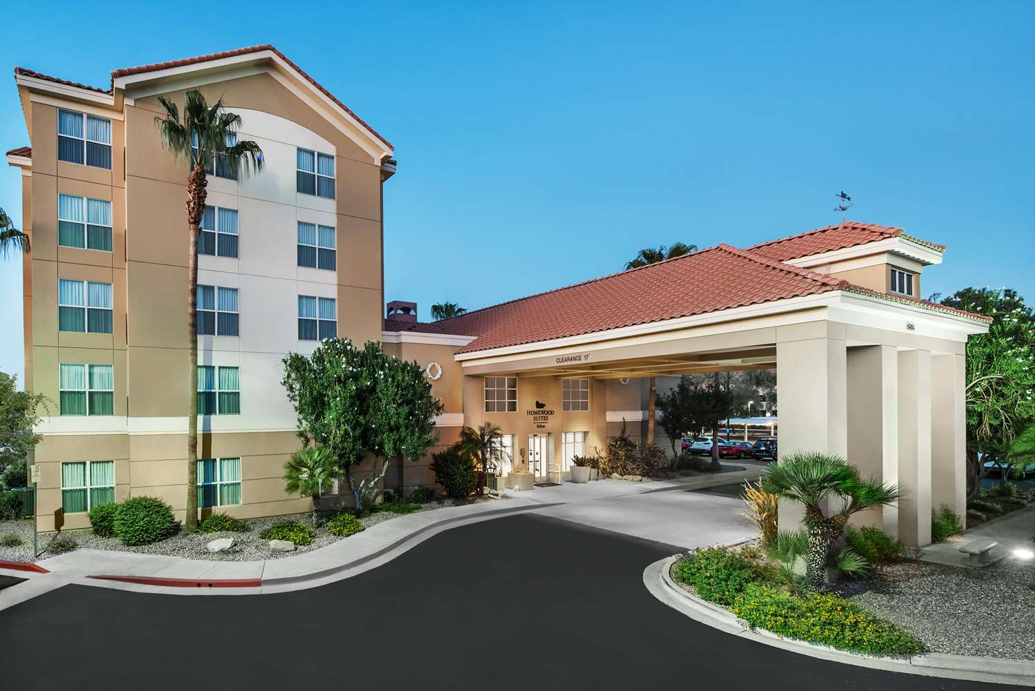 Exterior view - Homewood Suites by Hilton Metro Center Phoenix