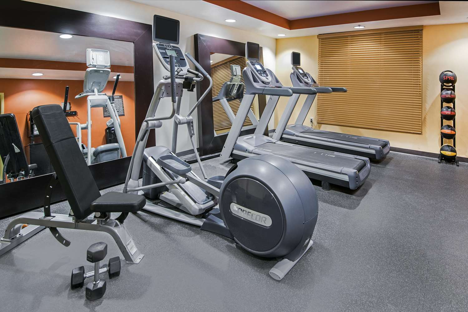 Fitness/ Exercise Room - Homewood Suites by Hilton Metro Center Phoenix
