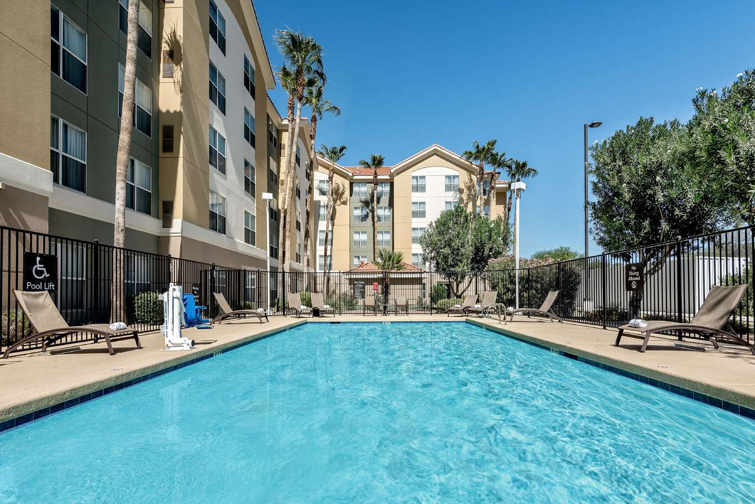 Pool - Homewood Suites by Hilton Metro Center Phoenix