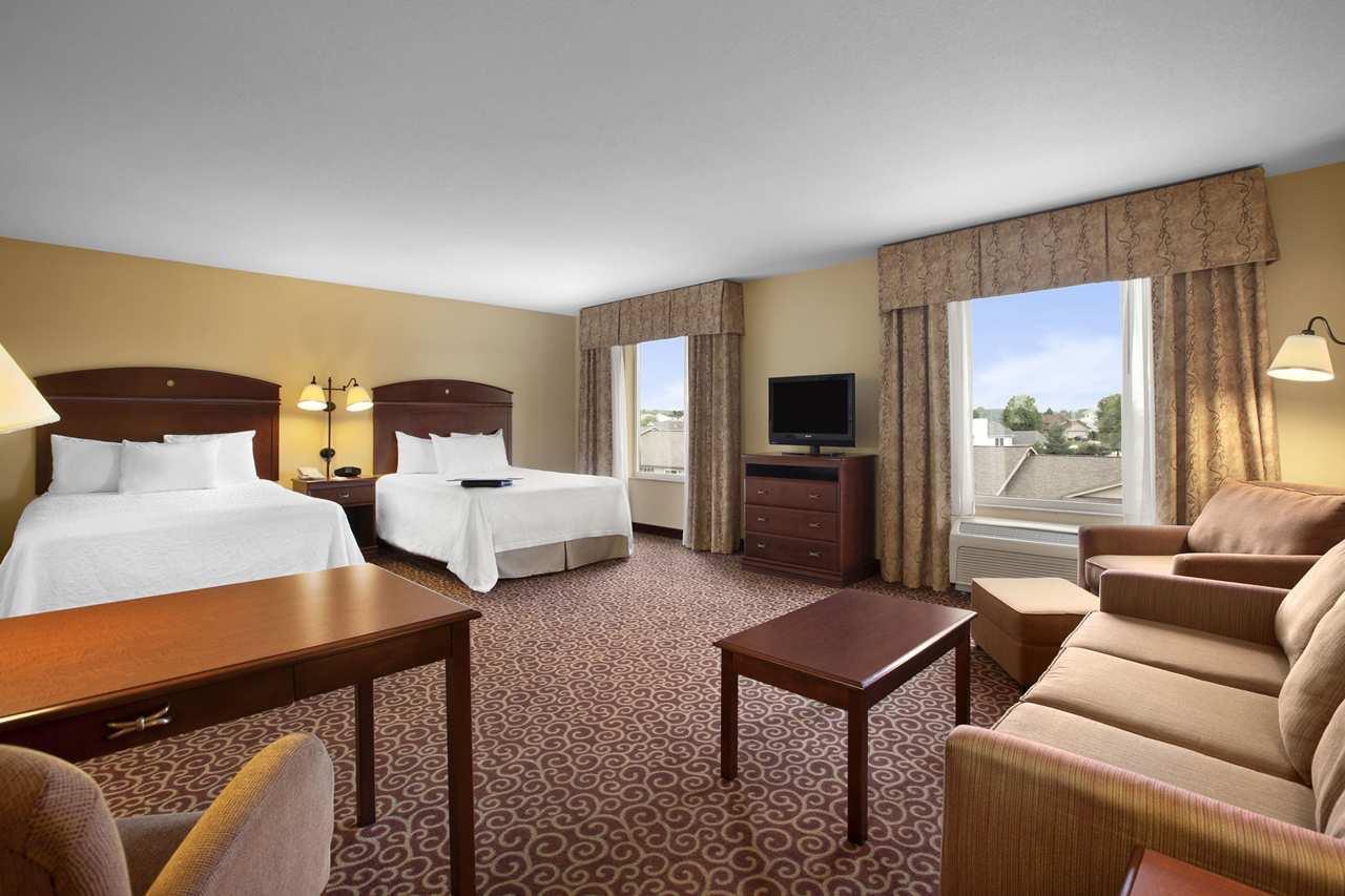 Suite - Hampton Inn & Suites Rochester
