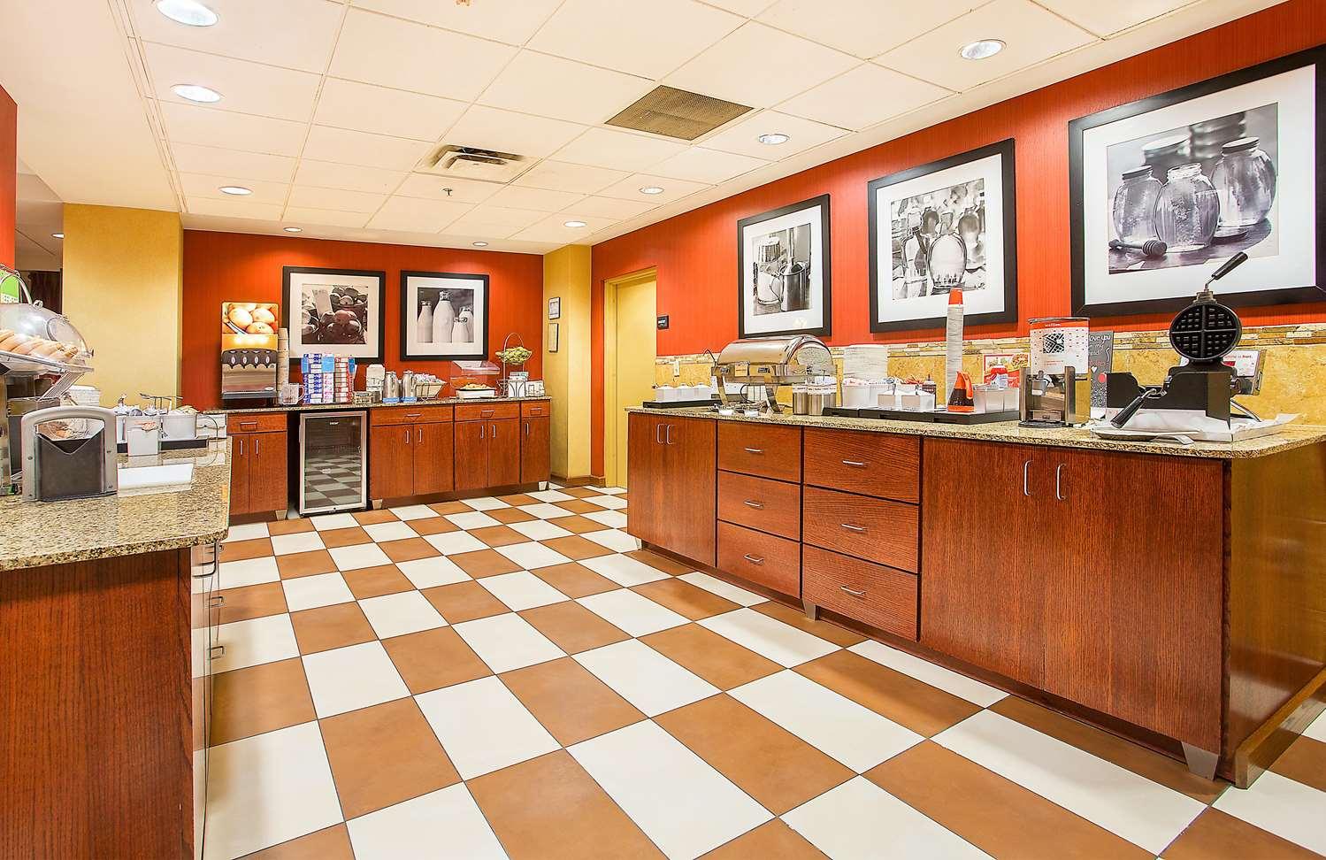 Restaurant - Hampton Inn West Cedar Bluff Knoxville