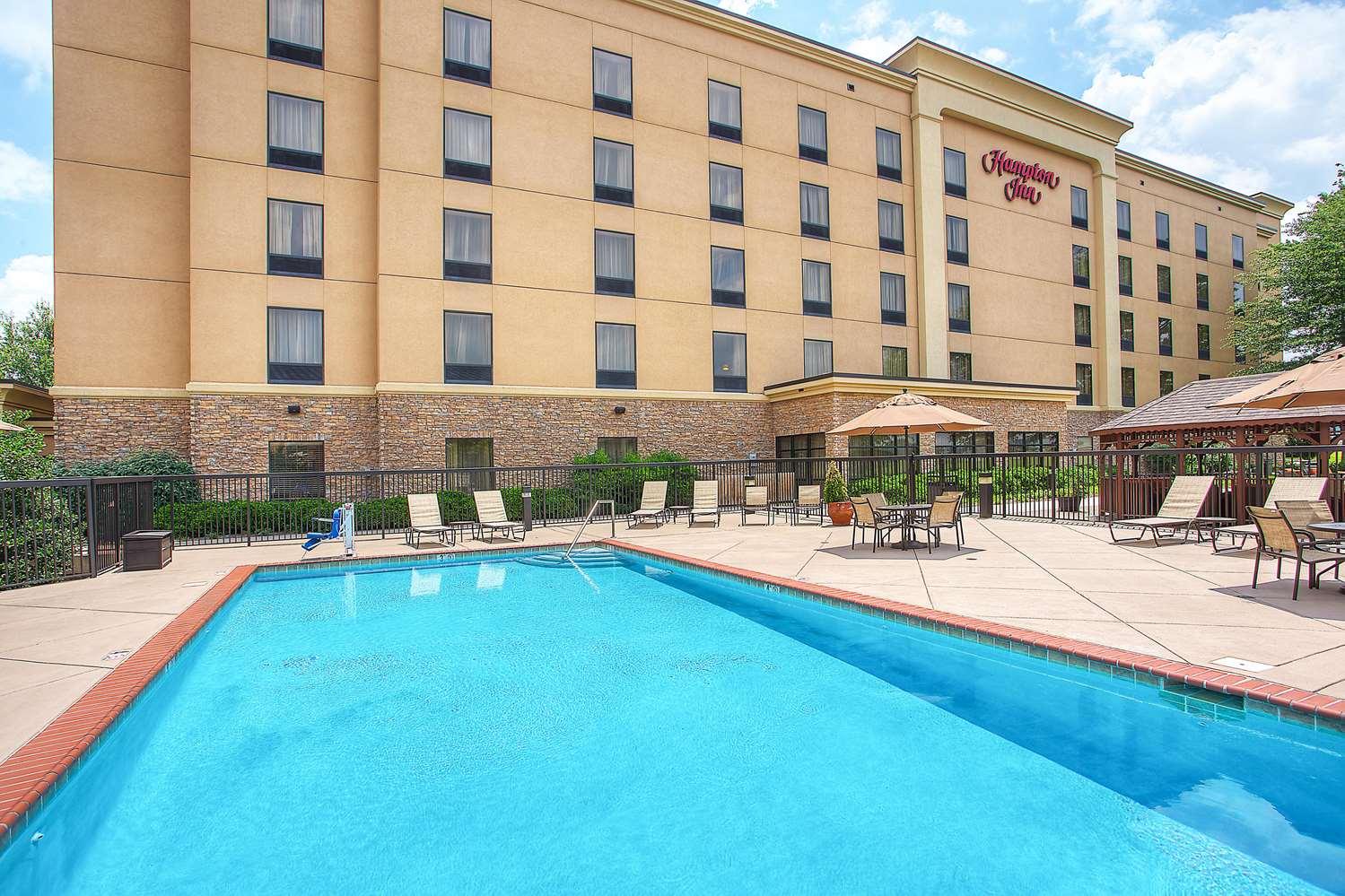 Pool - Hampton Inn West Cedar Bluff Knoxville
