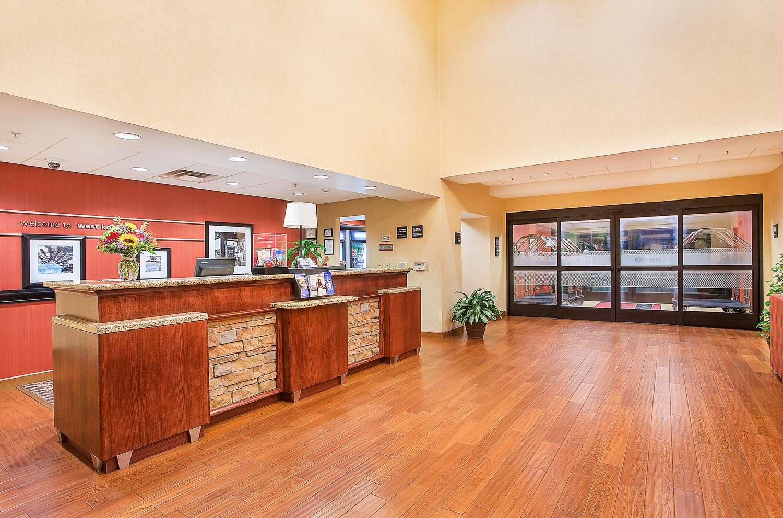 Lobby - Hampton Inn West Cedar Bluff Knoxville