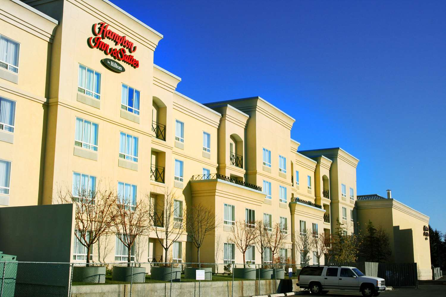Exterior view - Hampton Inn & Suites University Northwest Calgary