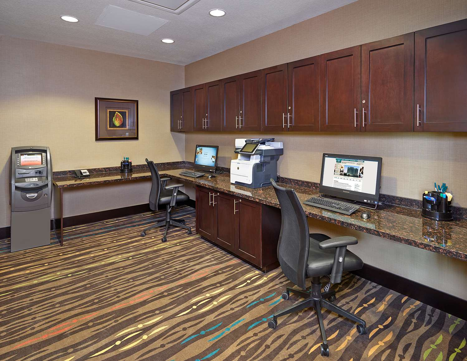 Conference Area - Homewood Suites by Hilton Airport Calgary