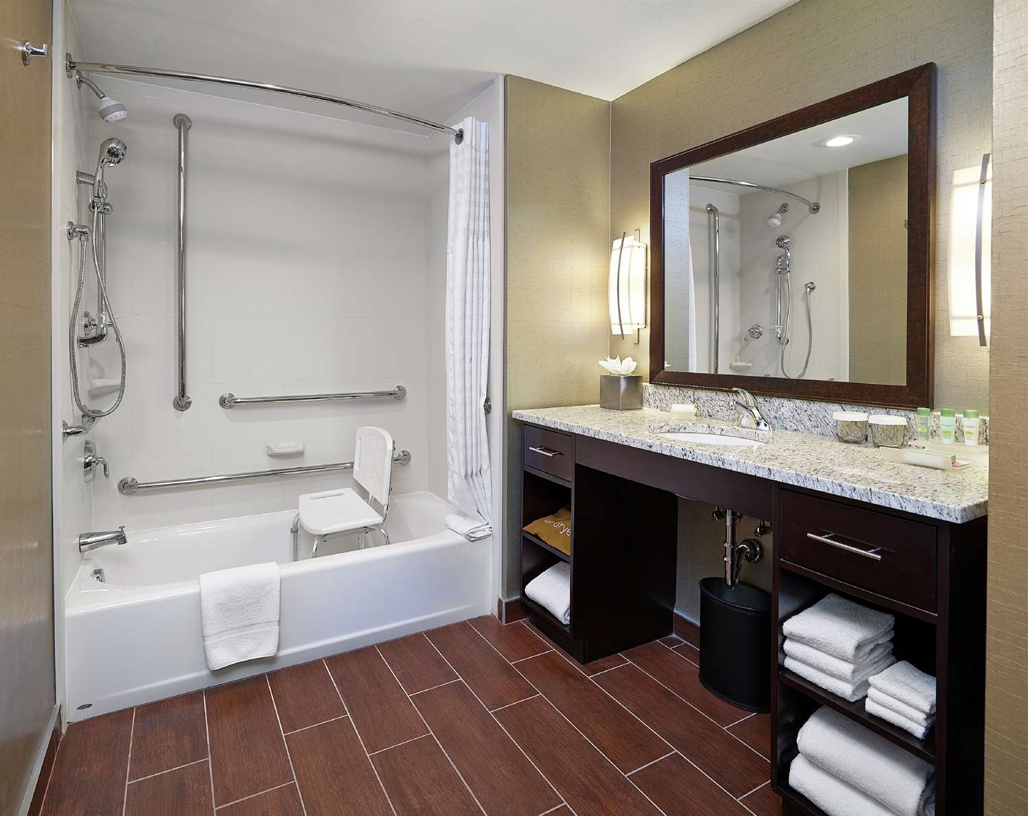 Room - Homewood Suites by Hilton Airport Calgary