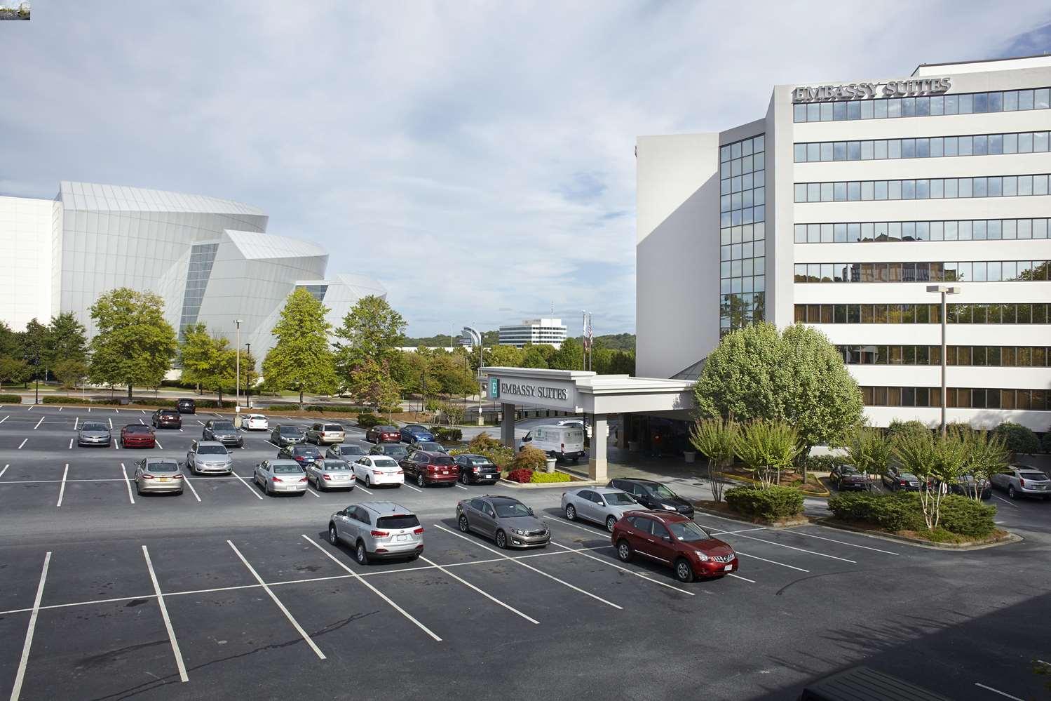 Exterior view - Embassy Suites Galleria Atlanta