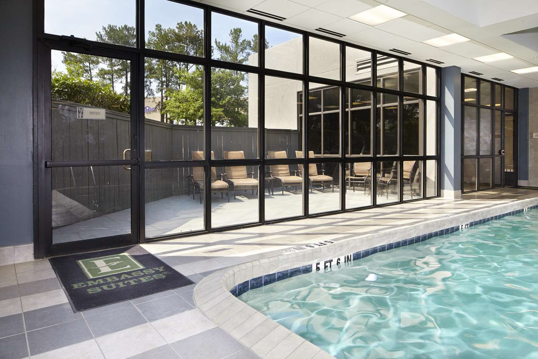 Pool - Embassy Suites Galleria Atlanta
