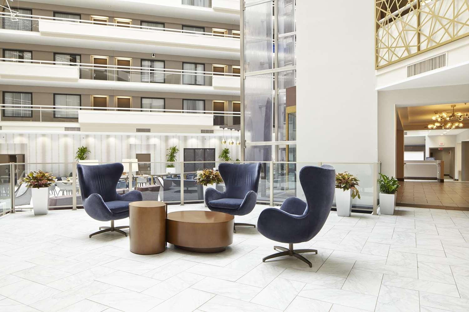 Lobby - Embassy Suites Galleria Atlanta