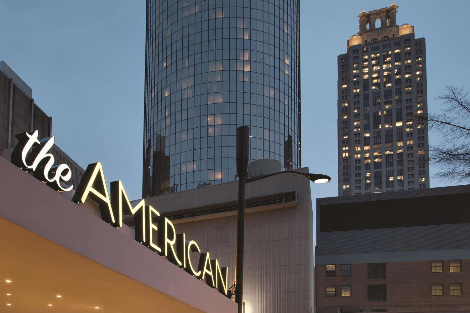 Exterior view - American Hotel Downtown Atlanta