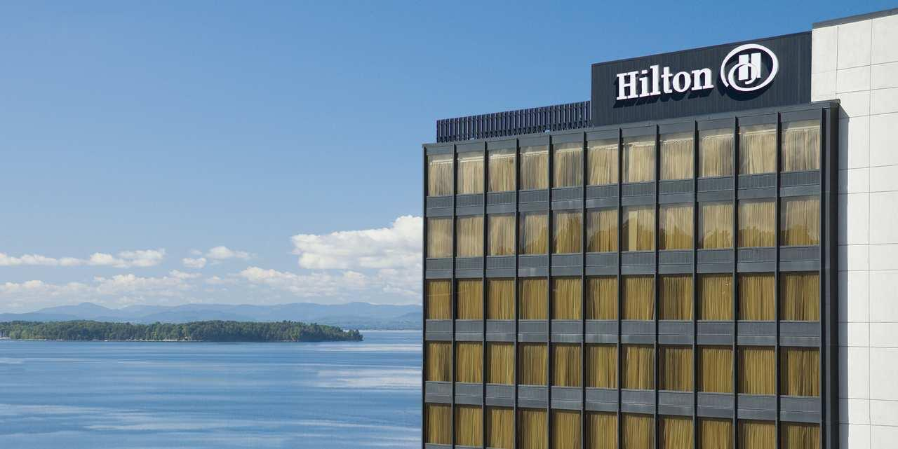 Exterior view - Hilton Hotel Burlington