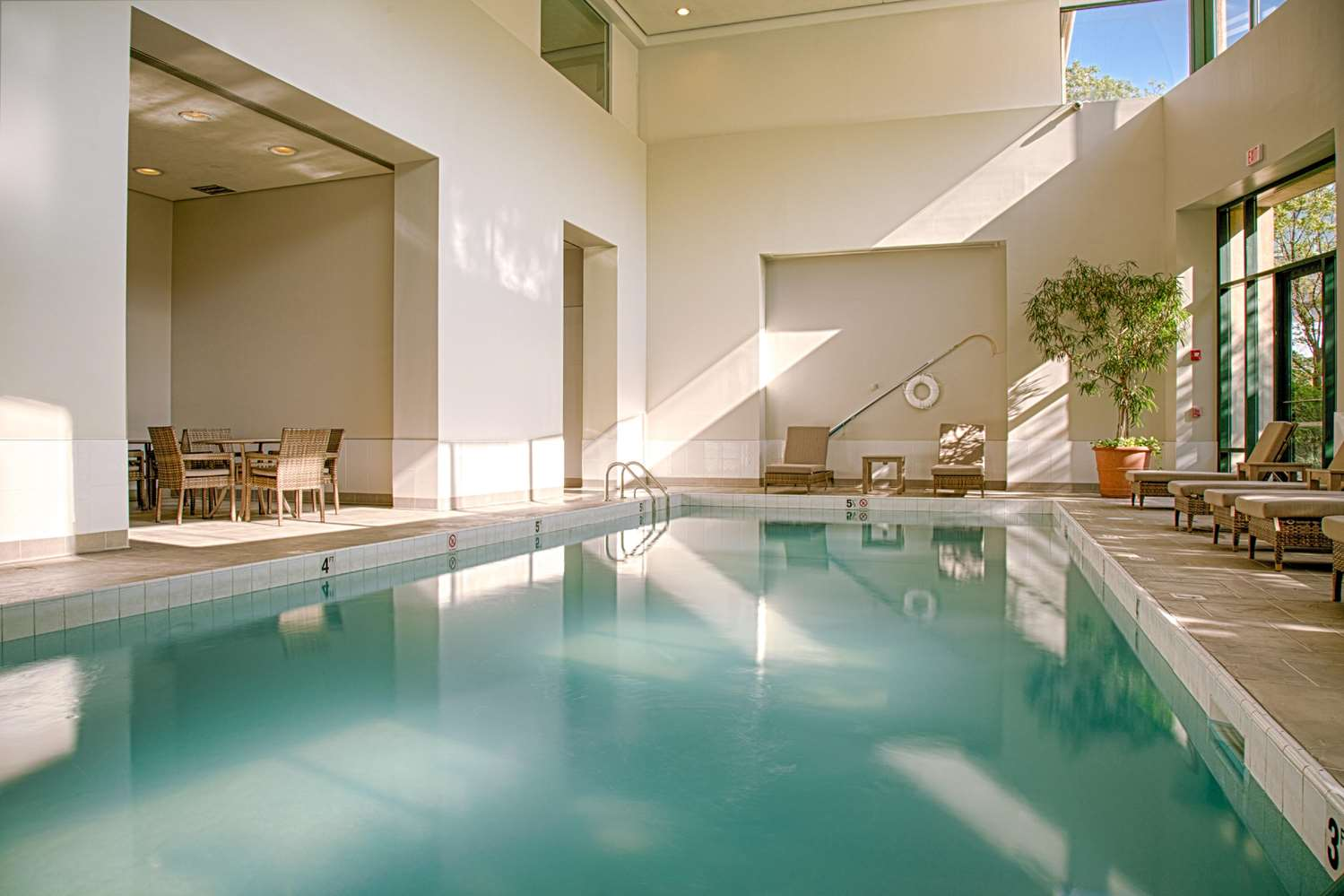 Pool - Embassy Suites O'Hare Airport Rosemont