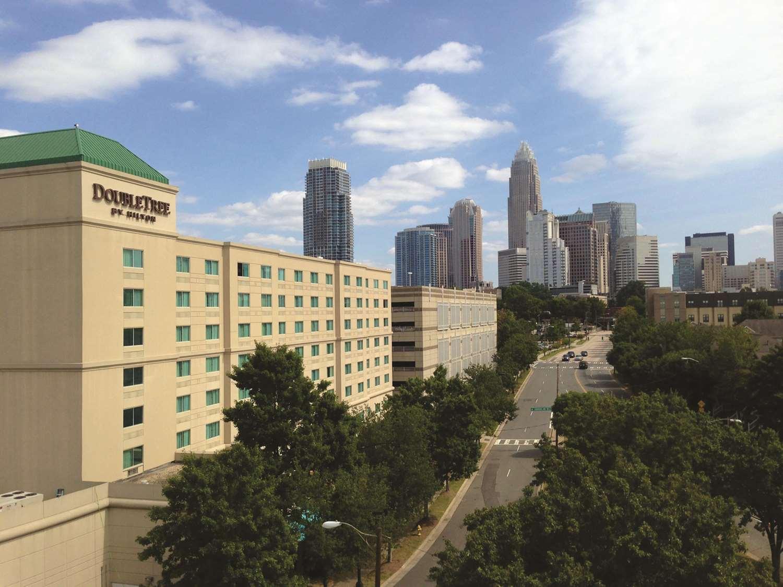 Exterior view - DoubleTree by Hilton Hotel Gateway Village Charlotte
