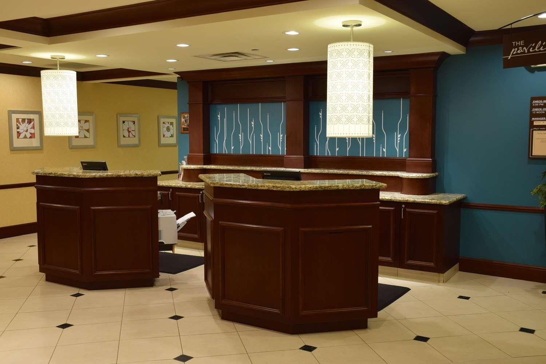 Lobby - Hilton Garden Inn Beavercreek