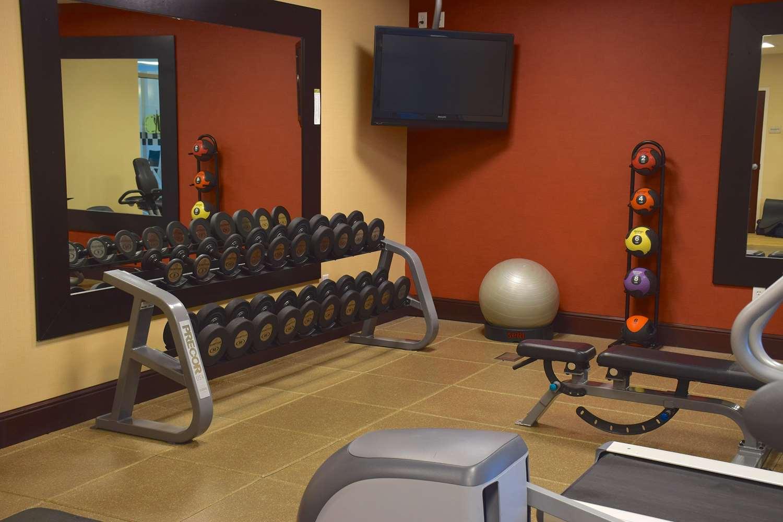 Fitness/ Exercise Room - Hilton Garden Inn Beavercreek