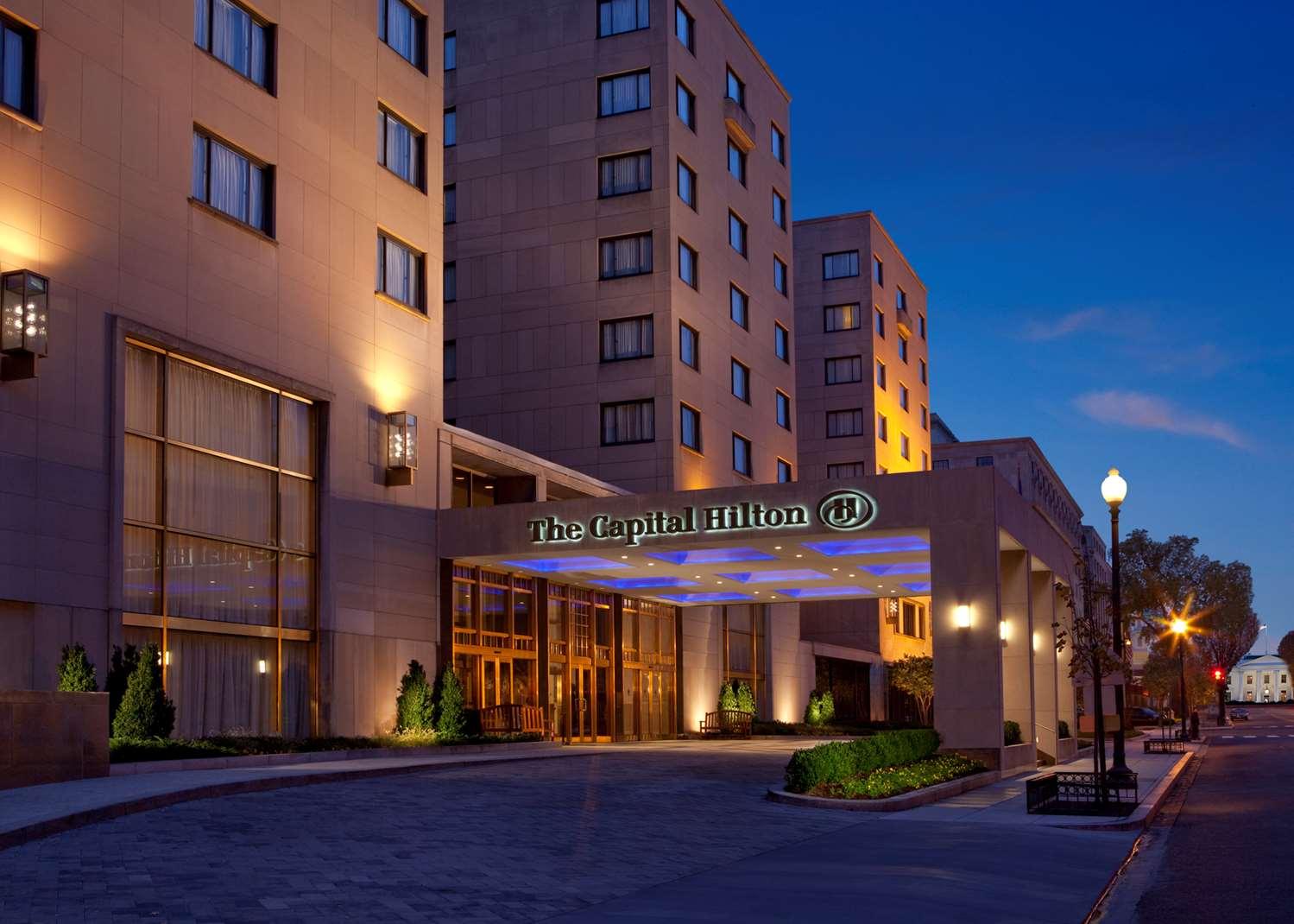 Exterior view - Capitol Hilton Hotel DC