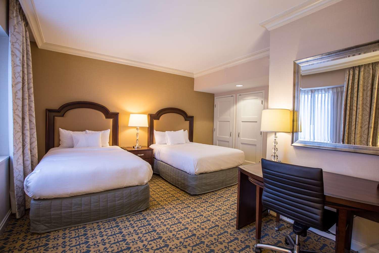 Room - Capitol Hilton Hotel DC