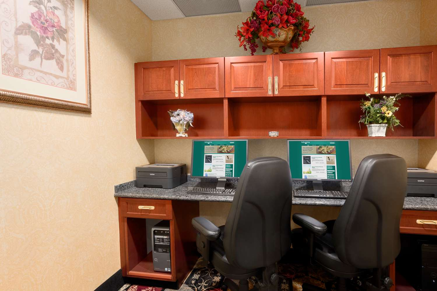 Conference Area - Homewood Suites by Hilton Edgewater