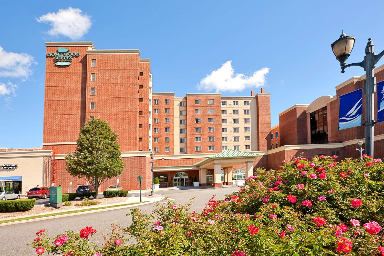 Exterior view - Homewood Suites by Hilton Edgewater