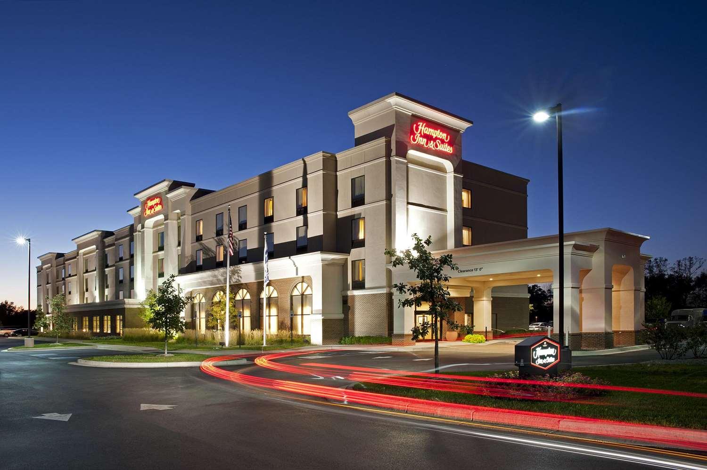 Hampton Inn & Suites Indianapolis-A