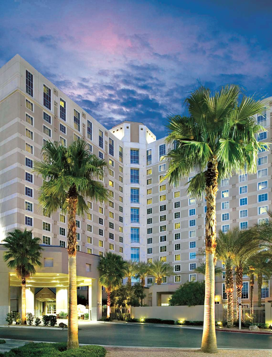 Hilton Grand Vacations on Paradise -Convention Center-