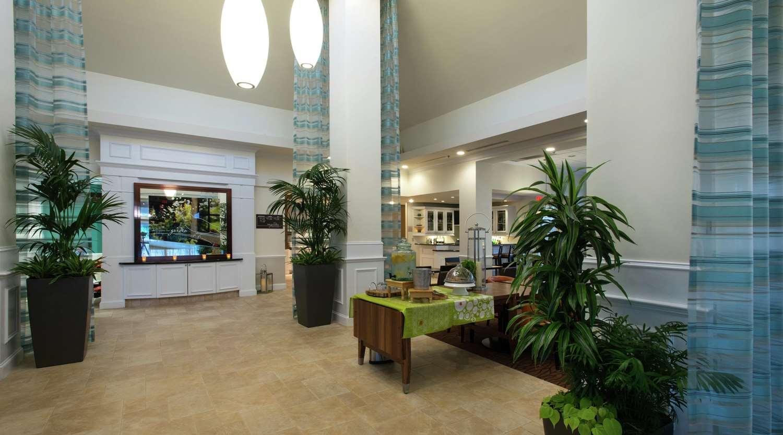 Lobby - Hilton Garden Inn Mercer University Macon