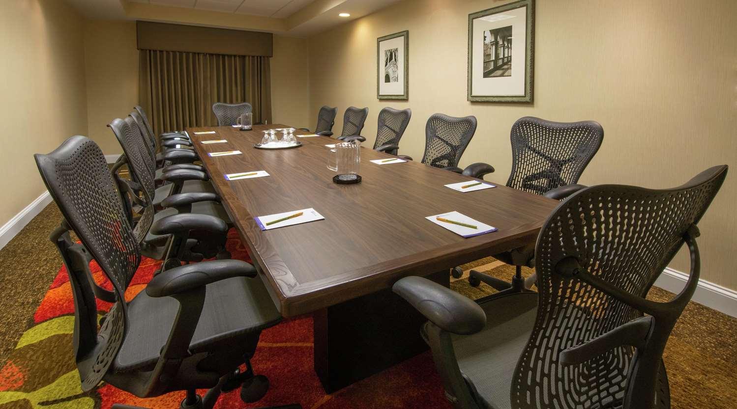 Meeting Facilities - Hilton Garden Inn Mercer University Macon