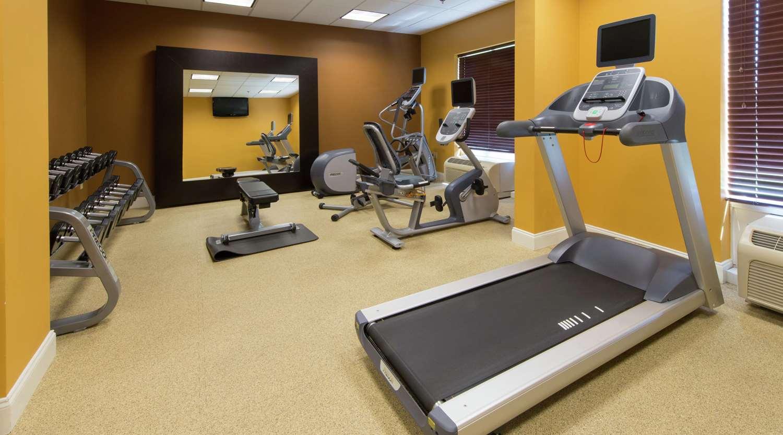 Fitness/ Exercise Room - Hilton Garden Inn Mercer University Macon