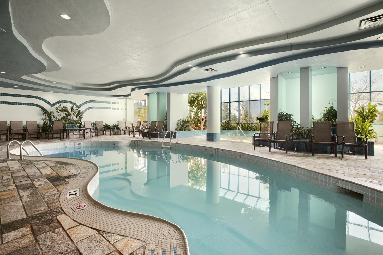 Pool - Embassy Suites Minneapolis Airport Bloomington
