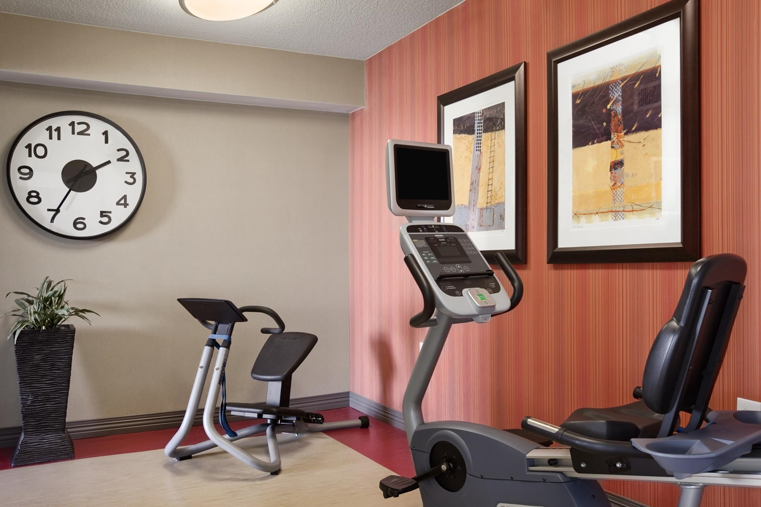 Fitness/ Exercise Room - Embassy Suites Minneapolis Airport Bloomington