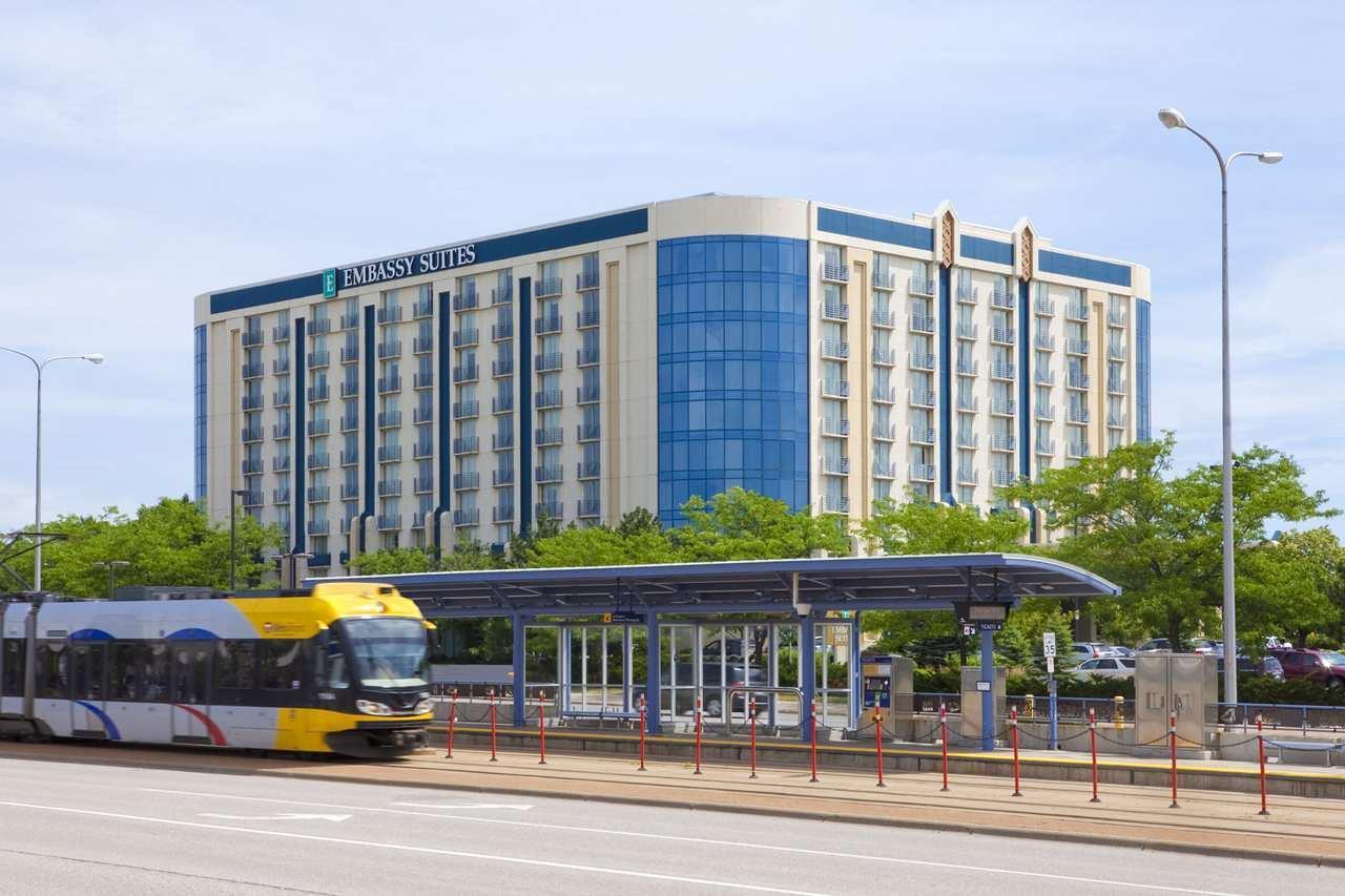 Exterior view - Embassy Suites Minneapolis Airport Bloomington