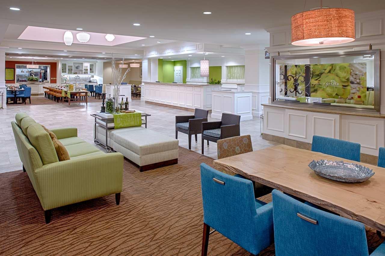 Lobby - Hilton Garden Inn French Quarter New Orleans