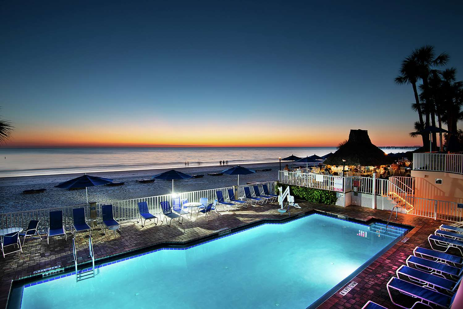 Pool - DoubleTree by Hilton Hotel North Redington Beach