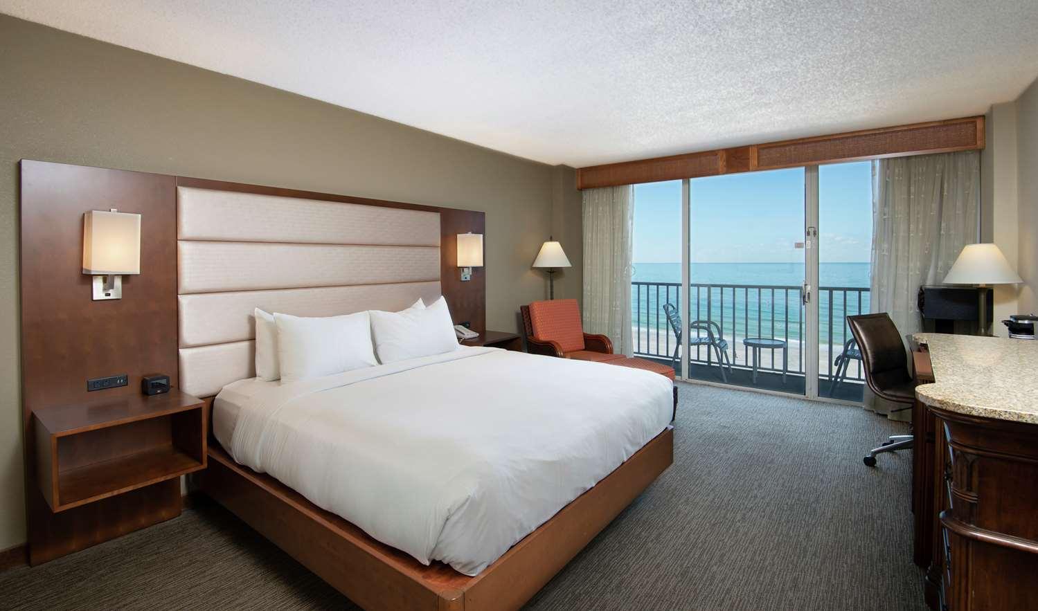 Room - DoubleTree by Hilton Hotel North Redington Beach