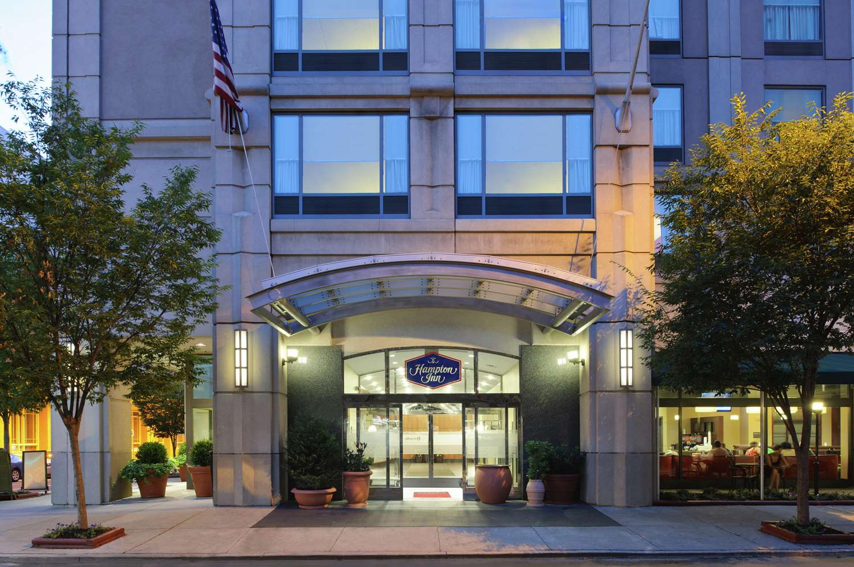 Exterior view - Hampton Inn City Center Philadelphia