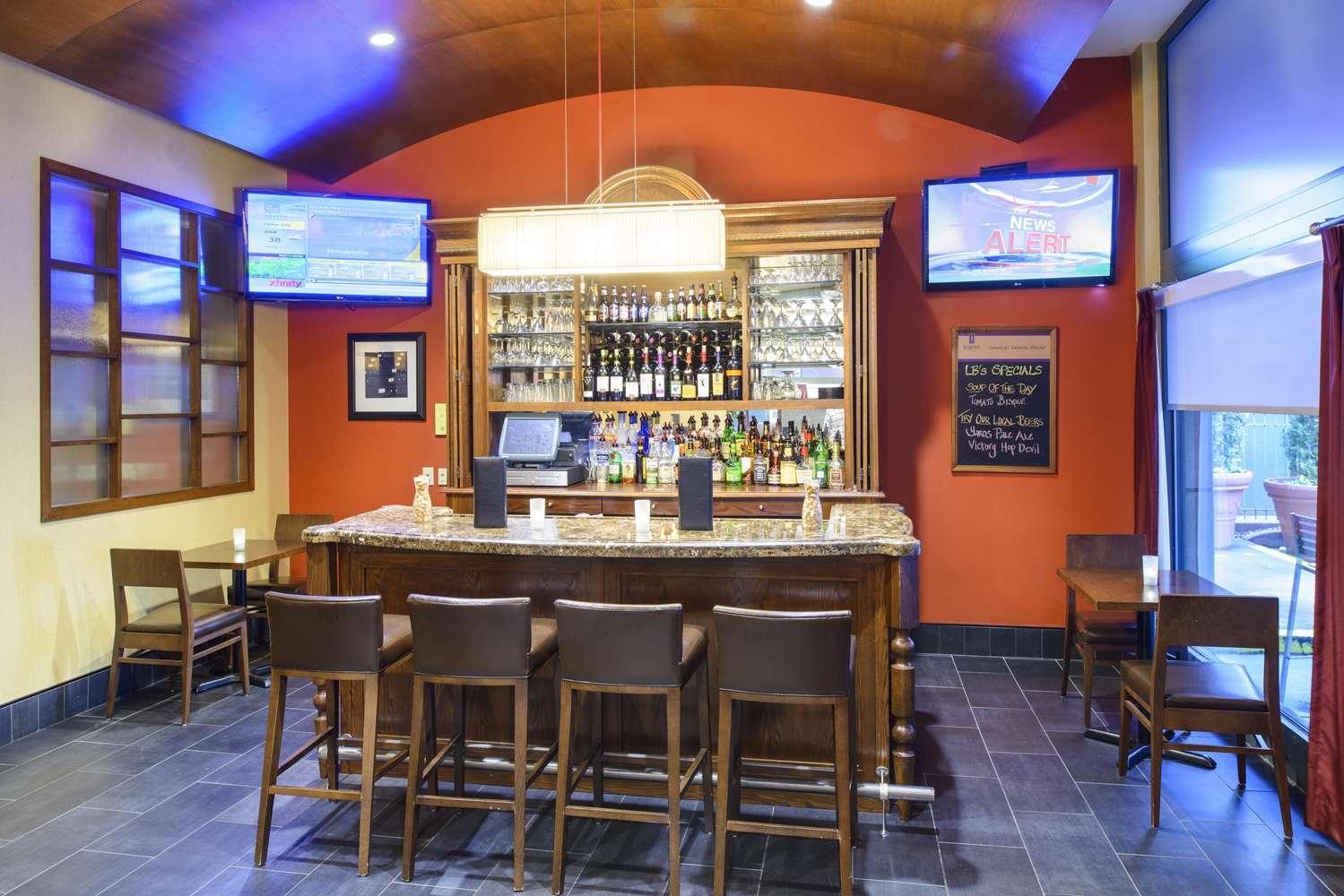 Bar - Hampton Inn City Center Philadelphia
