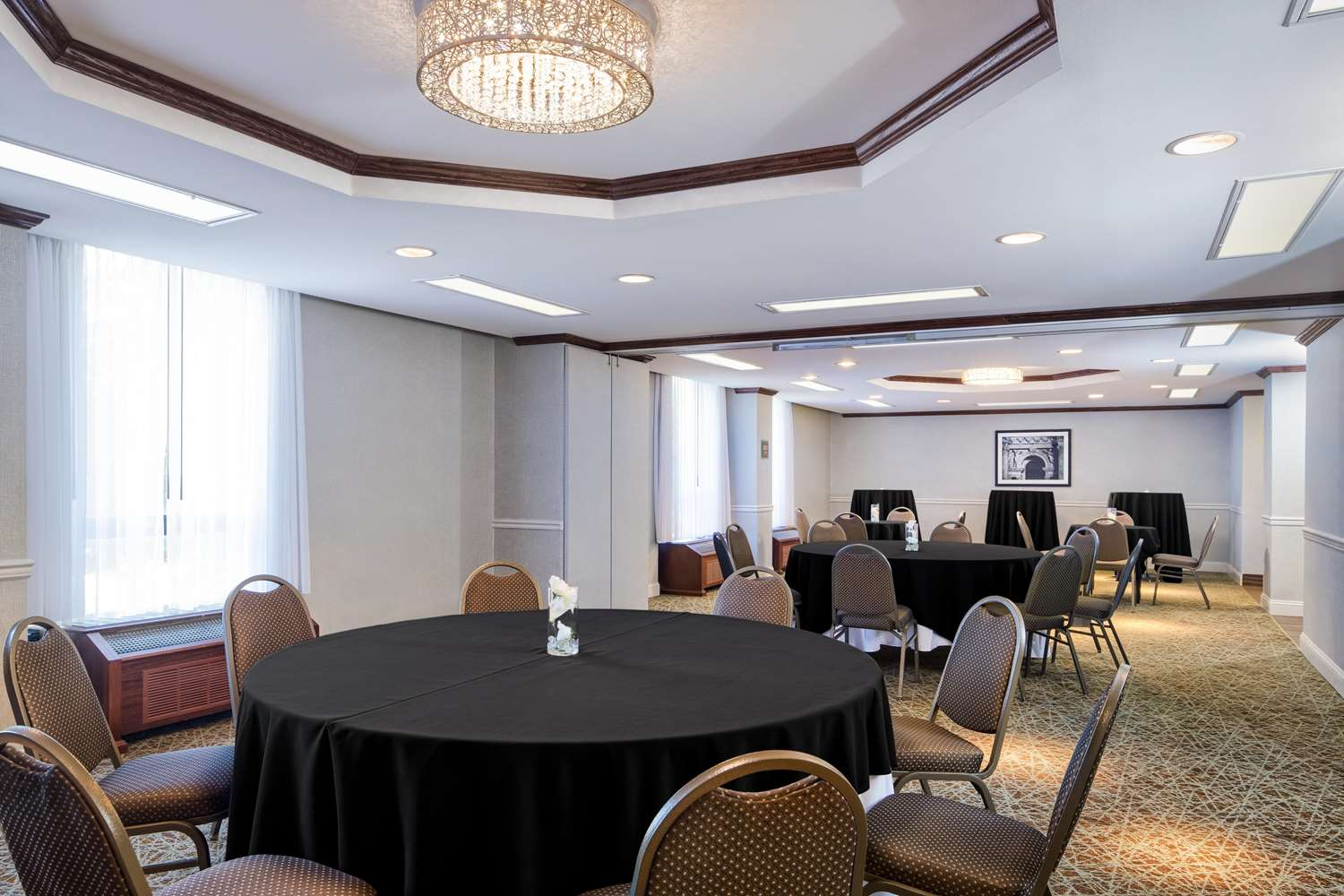 Meeting Facilities - DoubleTree by Hilton Hotel Airport Philadelphia