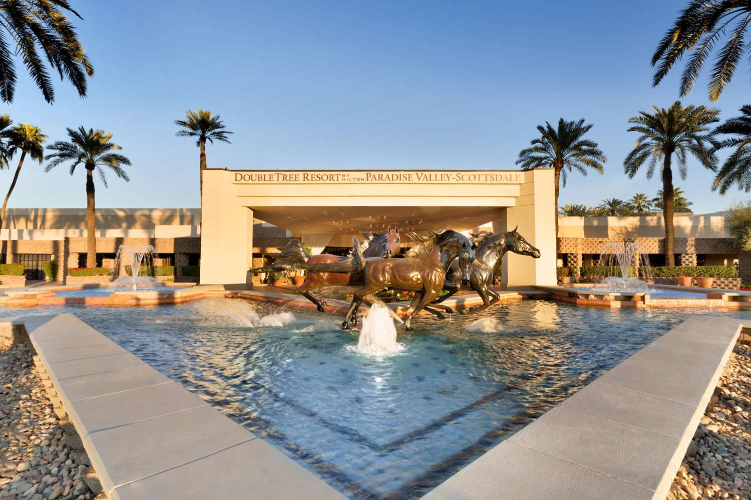 Exterior view - DoubleTree Resort by Hilton Hotel Scottsdale