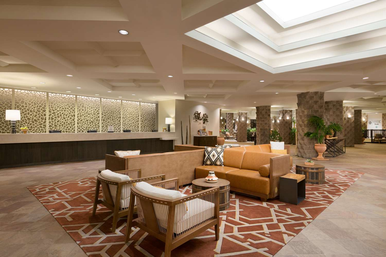 Lobby - DoubleTree Resort by Hilton Hotel Scottsdale