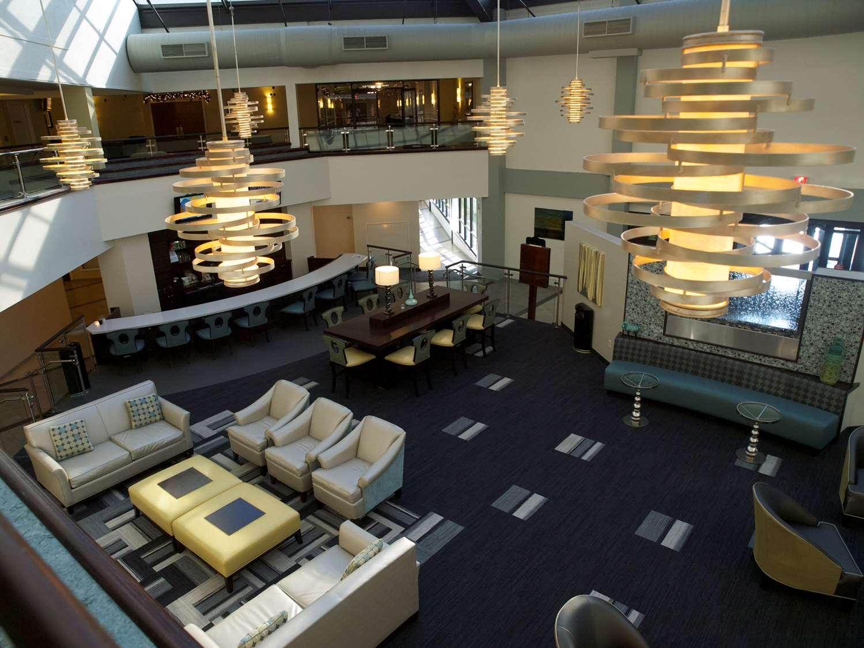 Lobby - DoubleTree by Hilton Hotel Richmond