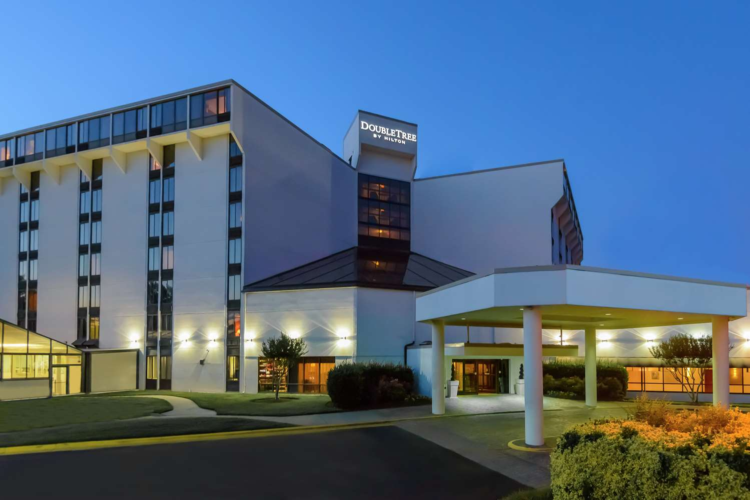 Exterior view - DoubleTree by Hilton Hotel Richmond