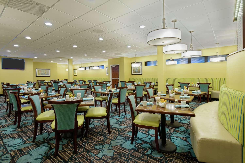 Restaurant - DoubleTree by Hilton Hotel Richmond