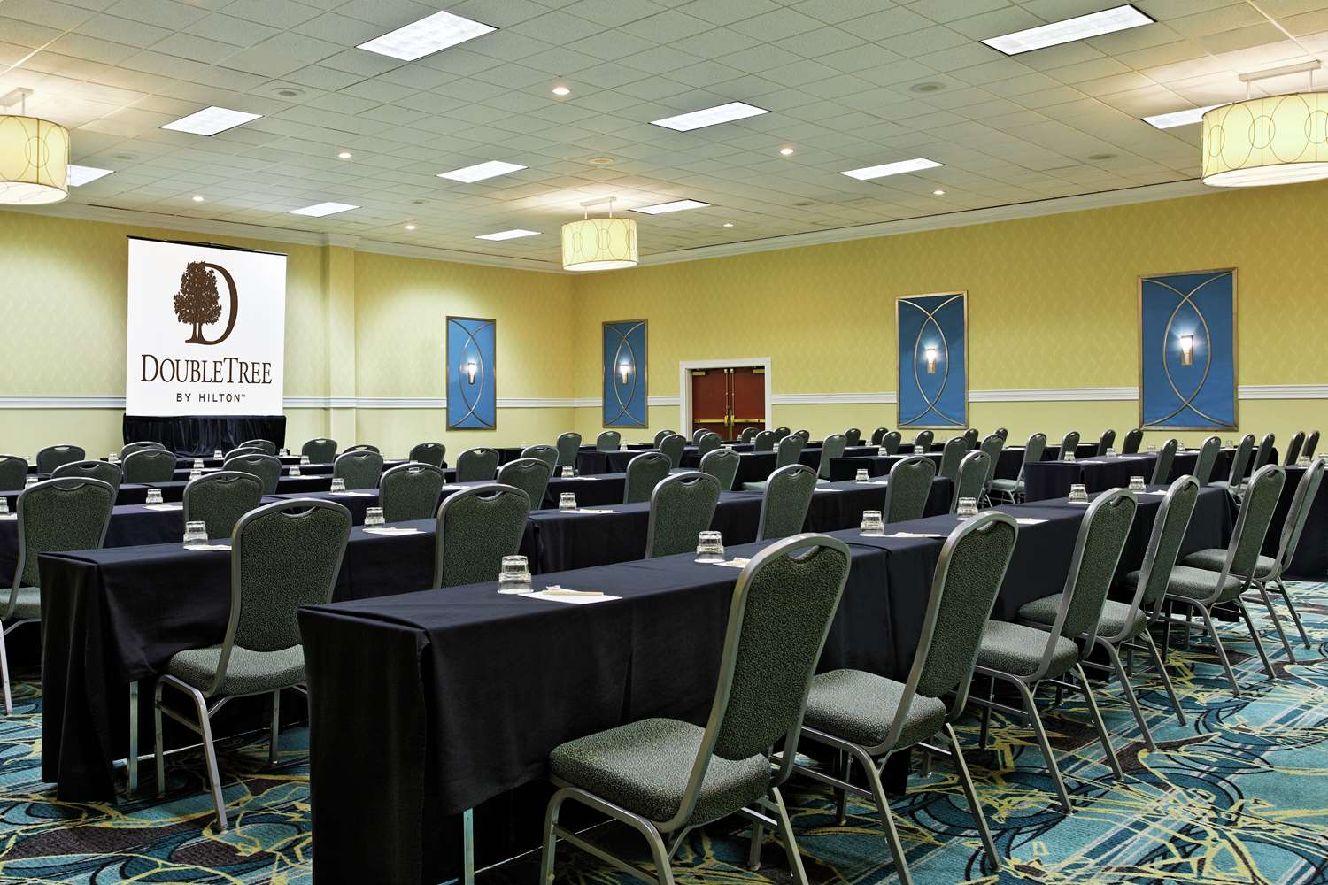 Meeting Facilities - DoubleTree by Hilton Hotel Richmond
