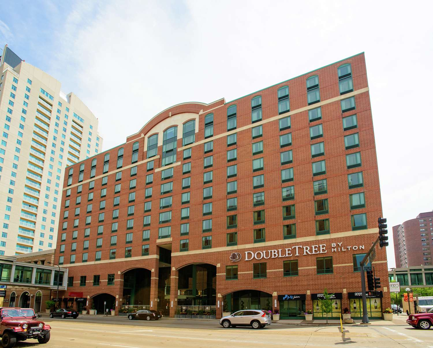 DoubleTree by Hilton Rochester-Mayo Clinic Area