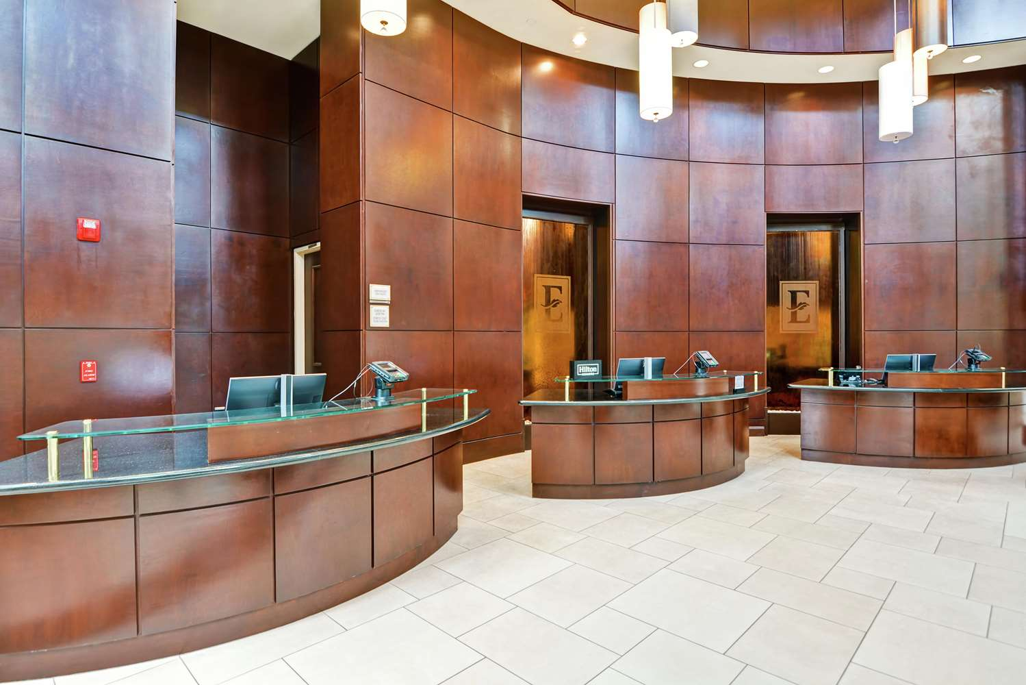 Lobby - Embassy Suites Airport Savannah