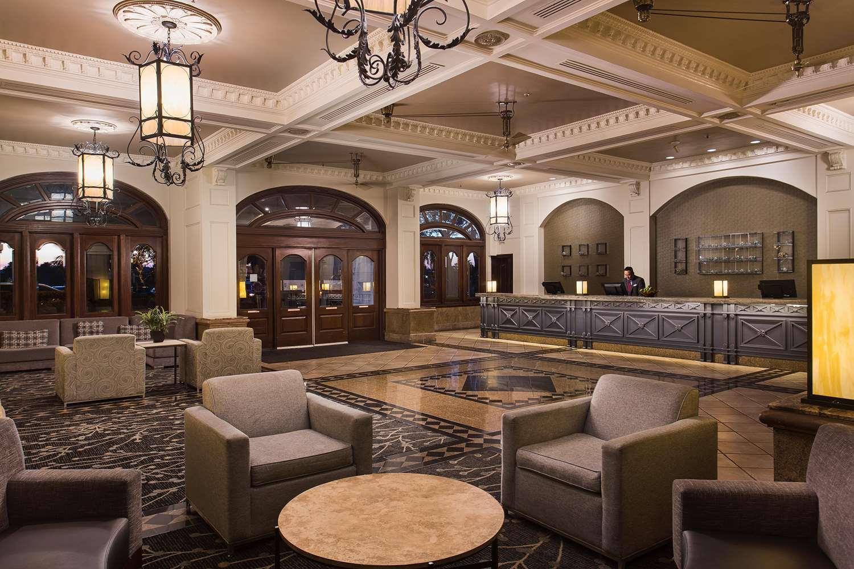 Lobby - Embassy Suites San Francisco Airport Burlingame