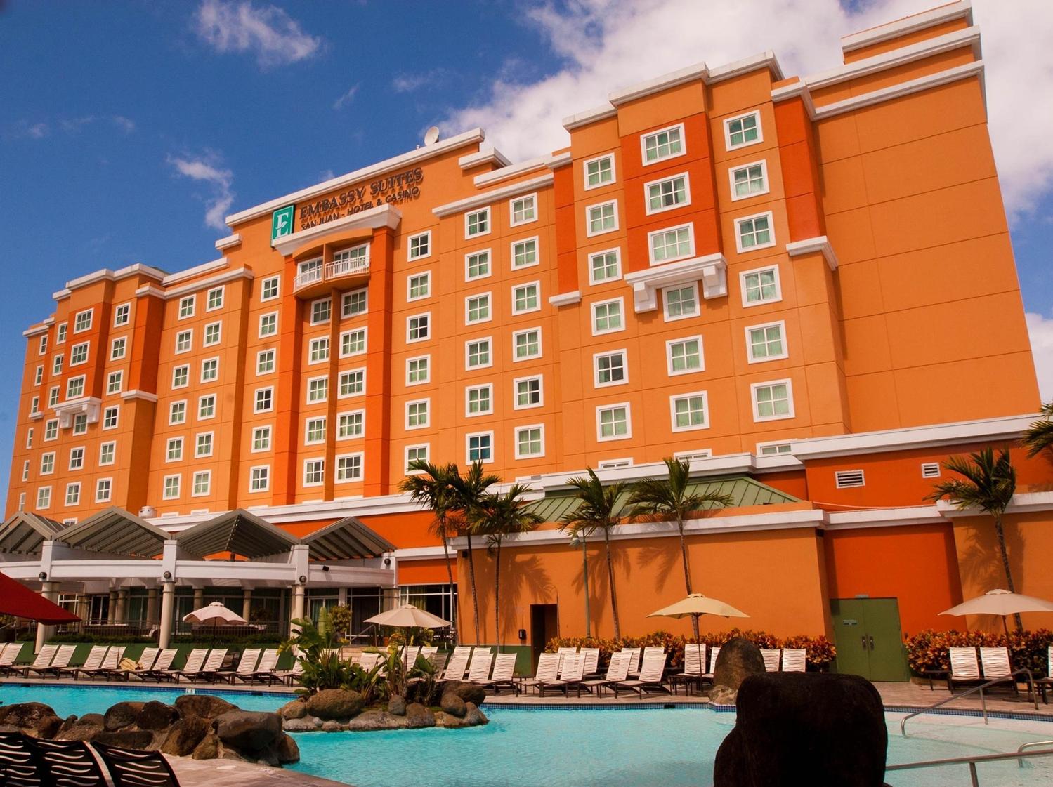Exterior view - Embassy Suites & Casino Isla Verde San Juan