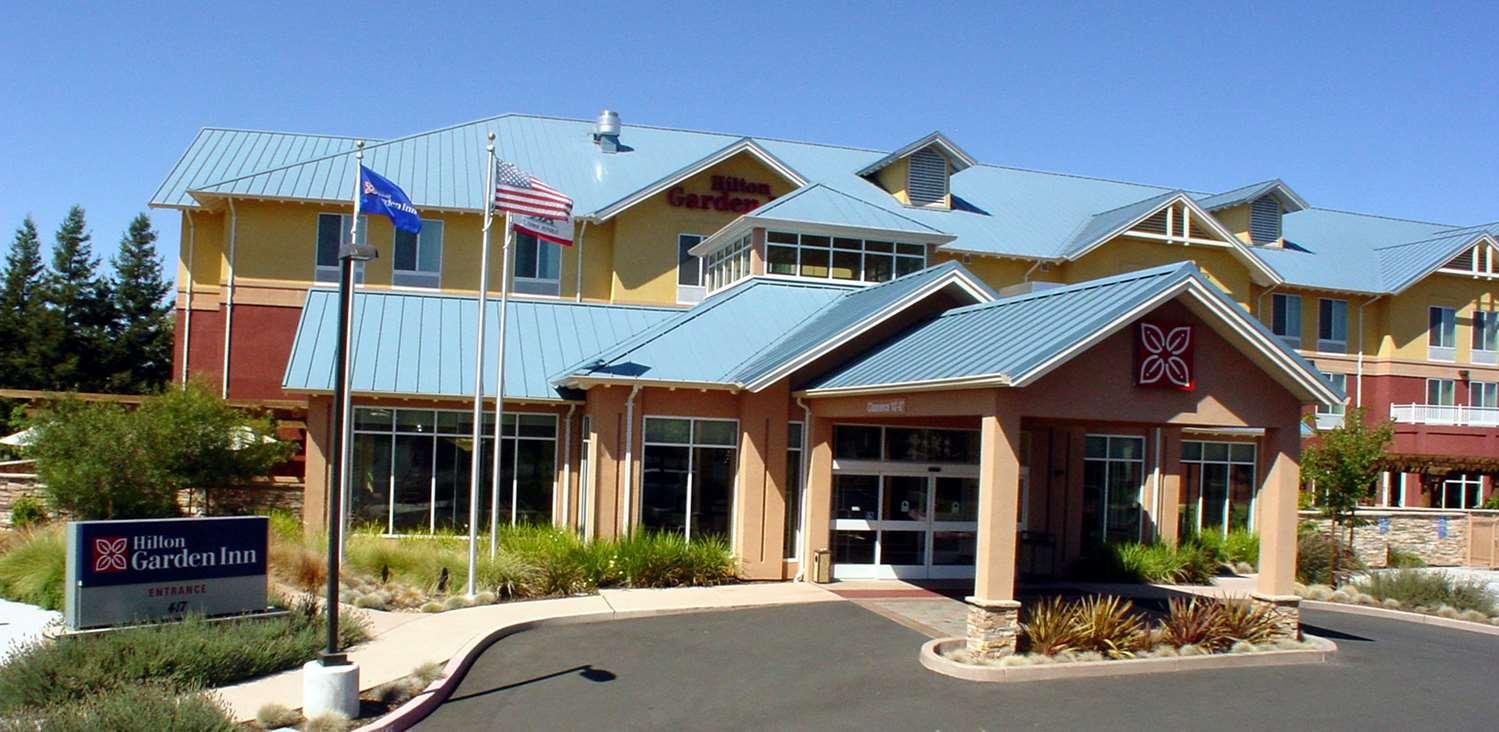 Exterior view - Hilton Garden Inn Santa Rosa