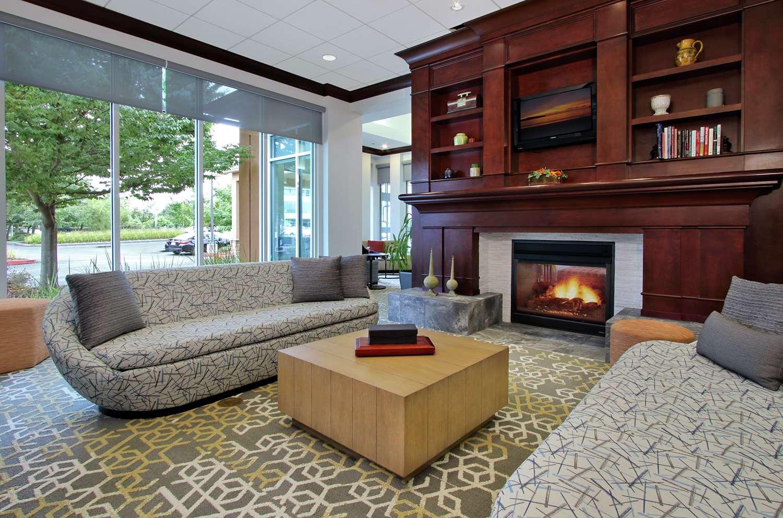 Lobby - Hilton Garden Inn Santa Rosa
